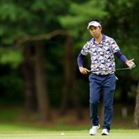 2打差5位からスタート(提供:JGTO/JGTO images) 2020年 ゴルフパートナー エキシビショントーナメント(非公式) 最終日 和田章太郎