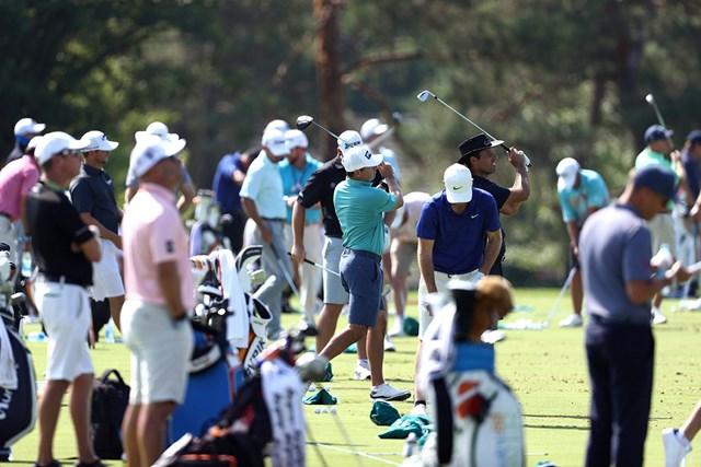 PGAツアーは今季の残り全試合を無観客で実施する(Gregory Shamus/Getty Images)