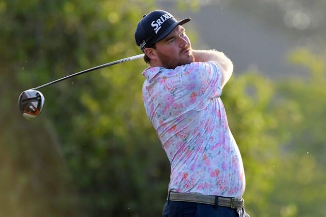 2020年 3Mオープン  事前 グレイソン・マレー グレイソン・マレーは新型コロナ感染でPGAツアーを欠場する(Stan Badz/PGA TOUR via Getty Images)