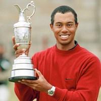 タイガー・ウッズがグランドスラムを達成した(Michael Joy/R&A/R&A via Getty Images) タイガー・ウッズ