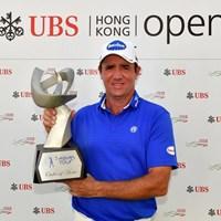 2016年「香港オープン」を終えて、アジアンツアー賞金王を決めた(Paul Lakatos/Asian Tour) 2017年 UBS香港オープン 最終日 スコット・ヘンド