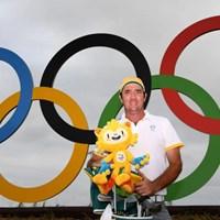 2016年8月、オーストラリア代表としてリオ五輪に出場した(Ross Kinnaird/Getty Images) 2016年 リオデジャネイロ五輪 事前 スコット・ヘンド