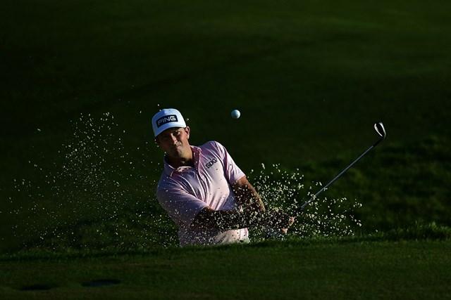 2020年 3Mオープン 2日目 マイケル・トンプソン マイケル・トンプソンが首位タイに浮上して大会を折り返した (Stacy Revere/Getty Images)