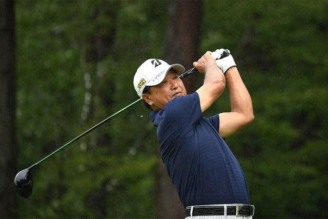 選手として出場した倉本昌弘会長は今後への期待も語った(提供:日本プロゴルフ協会)