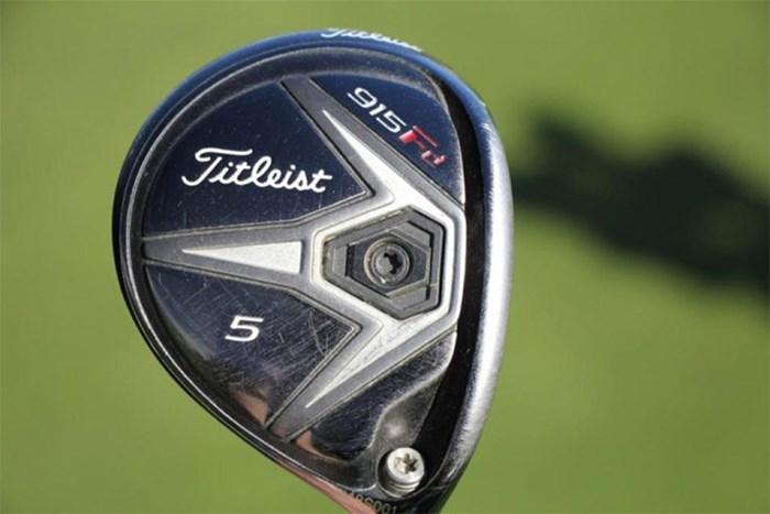 愛用する5W タイトリスト915(提供GolfWRX、PGATOUR.COM) 2020年 WGCフェデックス セントジュード招待 事前 ジャスティン・トーマス フェアウェイウッド
