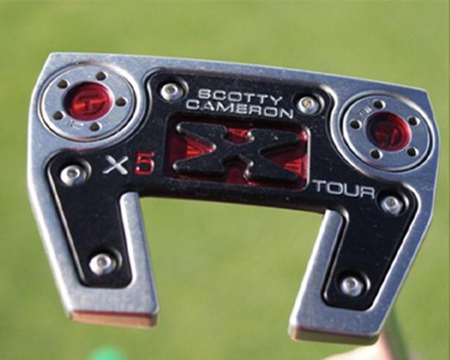 2020年 WGCフェデックス セントジュード招待 事前 ジャスティン・トーマス パター スコッティキャメロンのプロトタイプ トーマスのパター(提供GolfWRX、PGATOUR.COM)