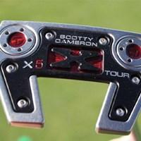 スコッティキャメロンのプロトタイプ トーマスのパター(提供GolfWRX、PGATOUR.COM) 2020年 WGCフェデックス セントジュード招待 事前 ジャスティン・トーマス パター