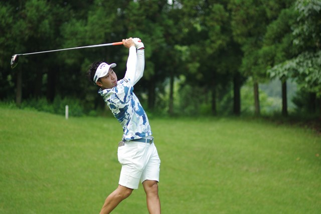 和田章太郎 「ゴルフパートナー」エキシビションでは惜しくも2位