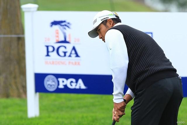 2020年 全米プロゴルフ選手権 事前 松山英樹 今季唯一のメジャーに臨む松山英樹