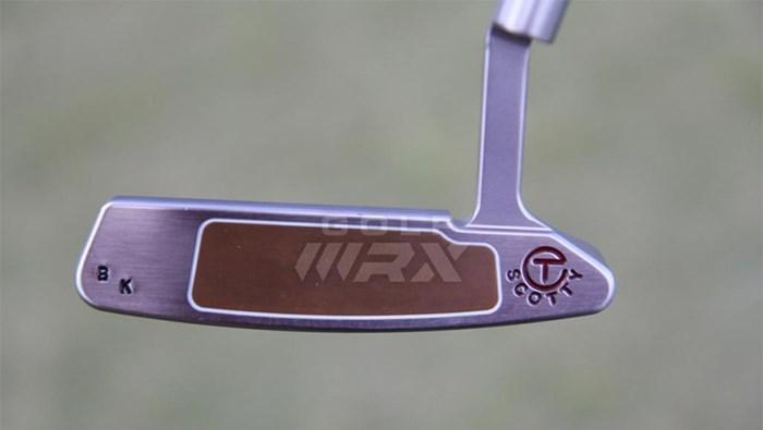 スコッティキャメロンのピン型がエース(提供GolfWRX、PGATOUR.COM) 2020年 全米プロゴルフ選手権 事前 ブルックス・ケプカのパター