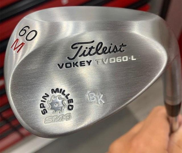 2020年 全米プロゴルフ選手権 事前 ブルックス・ケプカのウェッジ タイトリスト・ボーケイデザインがショートゲームの要(提供GolfWRX、PGATOUR.COM)