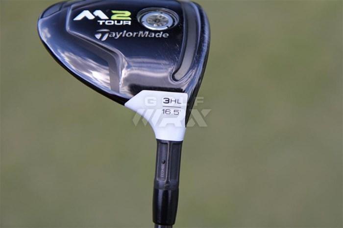 フェアウェイウッドはここ数年テーラーメイドのM2ツアーから替わっていない(提供GolfWRX、PGATOUR.COM) 2020年 全米プロゴルフ選手権 事前 ブルックス・ケプカのフェアウェイウッド