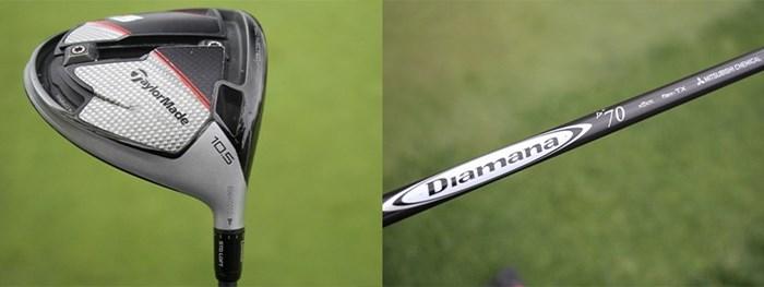2019年はテーラーメイドのドライバーを使っていた(提供GolfWRX、PGATOUR.COM) 2020年 全米プロゴルフ選手権 事前 ブルックス・ケプカのドライバー