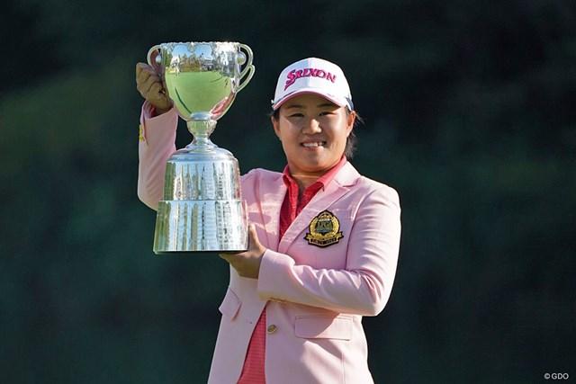 前年大会は畑岡奈紗が国内メジャー3勝目を挙げた