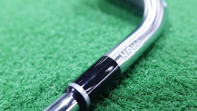 プロギア 0 ウェッジを筒康博が試打「ゴルフを教えてくれる先生」 ネック形状は長くも短くもない適度な長さ