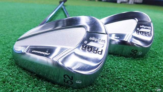 プロギア 0 ウェッジを筒康博が試打「ゴルフを教えてくれる先生」 プロギアのこだわりを感じさせる軟鉄鍛造ヘッド