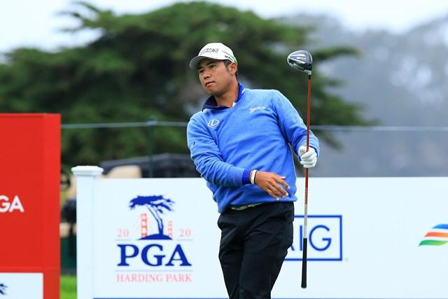2020年 全米プロゴルフ選手権 事前 松山英樹 松山英樹も開幕前日に練習ラウンドを行った