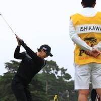 石川遼 2020年 全米プロゴルフ選手権 初日 石川遼