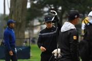2020年 全米プロゴルフ選手権 初日 タイガー・ウッズ