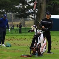 タイガー・ウッズ 2020年 全米プロゴルフ選手権 初日 タイガー・ウッズ