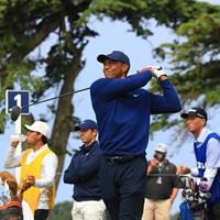 ウッズは首位と3打差で滑り出した 2020年 全米プロゴルフ選手権 初日 タイガー・ウッズ