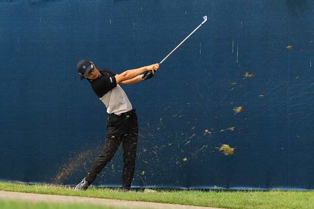 2020年 全米プロゴルフ選手権 初日 石川遼 石川遼は久々の公式戦で徐々に兆しを感じ取った