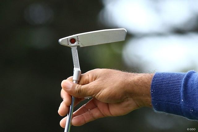 2020年 全米プロゴルフ選手権 初日 タイガー・ウッズ パター 0.75インチ長くなったウッズの新たなパター