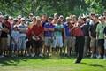 調子が悪くても注目度は高いタイガー・ウッズ(写真は2010年WGCブリヂストンインビテーショナル Photo by Chris Condon/PGA TOUR)