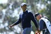 2020年 全米プロゴルフ選手権 2日目 タイガー・ウッズ