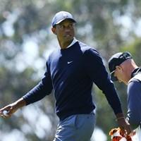 ウッズは44位で決勝ラウンドに進んだ 2020年 全米プロゴルフ選手権 2日目 タイガー・ウッズ