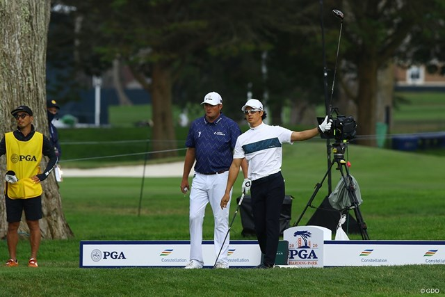 2020年 全米プロゴルフ選手権 2日目 石川遼 ショットが左に曲がる場面が目立った