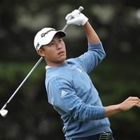 コリン・モリカワは首位に2打差で最終日へ(Christian Petersen/PGA of America/PGA of America via Getty Images) 2020年 全米プロゴルフ選手権 3日目 コリン・モリカワ