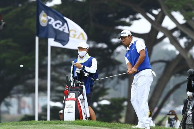 2020年 全米プロゴルフ選手権 4日目 松山英樹 松山英樹は最終ラウンドを「70」で終えた