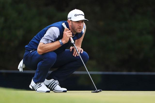 2020年 全米プロゴルフ選手権 最終日 ダスティン・ジョンソン メジャー2勝目を逃したダスティン・ジョンソン (Tom Pennington/Getty Images)