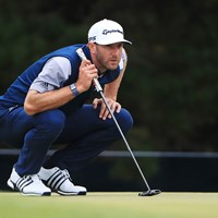メジャー2勝目を逃したダスティン・ジョンソン (Tom Pennington/Getty Images) 2020年 全米プロゴルフ選手権 最終日 ダスティン・ジョンソン