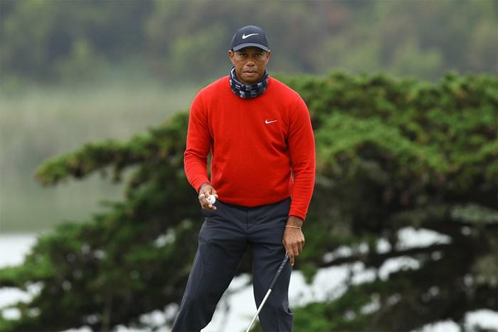 寒さが堪えたか 2020年 全米プロゴルフ選手権 最終日 タイガー・ウッズ