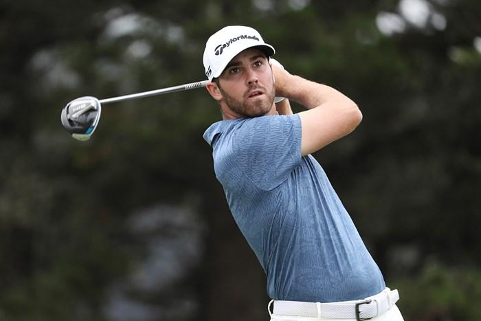 最終日に「65」をマークして4位に入ったマシュー・ウルフ(Jamie Squire/Getty Images) 2020年 全米プロゴルフ選手権 最終日 マシュー・ウルフ