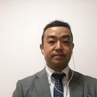 選手会理事会後、リモート会見を行う選手会長の時松隆光(提供:JGTO) 時松隆光