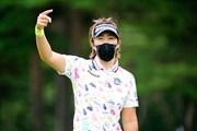 2020年 NEC軽井沢72ゴルフトーナメント 事前 穴井詩