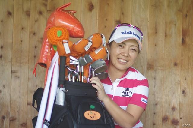 2020年 NEC軽井沢72ゴルフトーナメント 初日 宮里美香 コロナ禍で、プロゴルファーとしての役割に向かい合う宮里美香