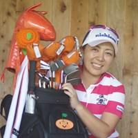 コロナ禍で、プロゴルファーとしての役割に向かい合う宮里美香 2020年 NEC軽井沢72ゴルフトーナメント 初日 宮里美香