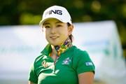 2020年 NEC軽井沢72ゴルフトーナメント 初日 吉川桃