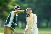 2020年 NEC軽井沢72ゴルフトーナメント 初日 横峯さくら