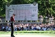 1999年 全米プロゴルフ選手権 最終日 タイガー・ウッズ