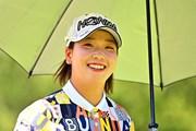 2020年 NEC軽井沢72ゴルフトーナメント  2日目 後藤未有