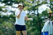 2020年 NEC軽井沢72ゴルフトーナメント 2日目 葭葉ルミ