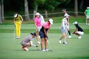 2020年 NEC軽井沢72ゴルフトーナメント 3日目 ゴルフウェア