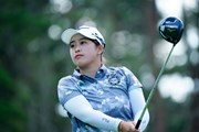 2020年 NEC軽井沢72ゴルフトーナメント  2日目 西郷真央
