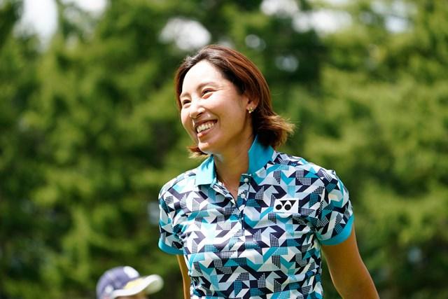 2020年 NEC軽井沢72ゴルフトーナメント  最終日 若林舞衣子 ショットもパットも好調だった若林舞衣子(代表撮影:岡沢裕行)