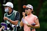 2020年 NEC軽井沢72ゴルフトーナメント 最終日 有村智恵